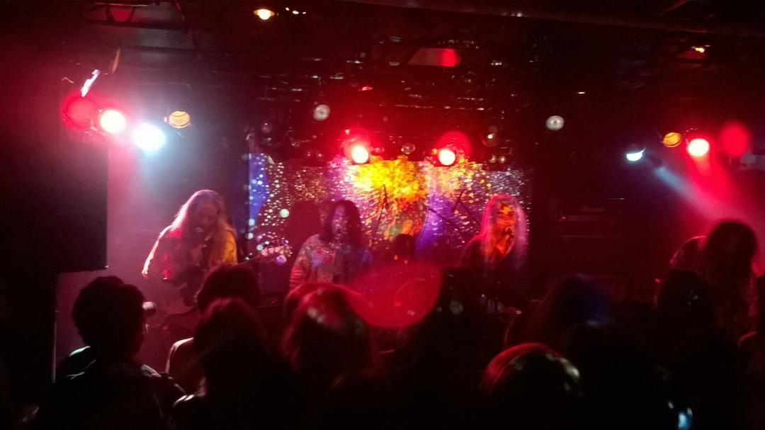 Acid Mothers Temple beim Mega Mind Melt