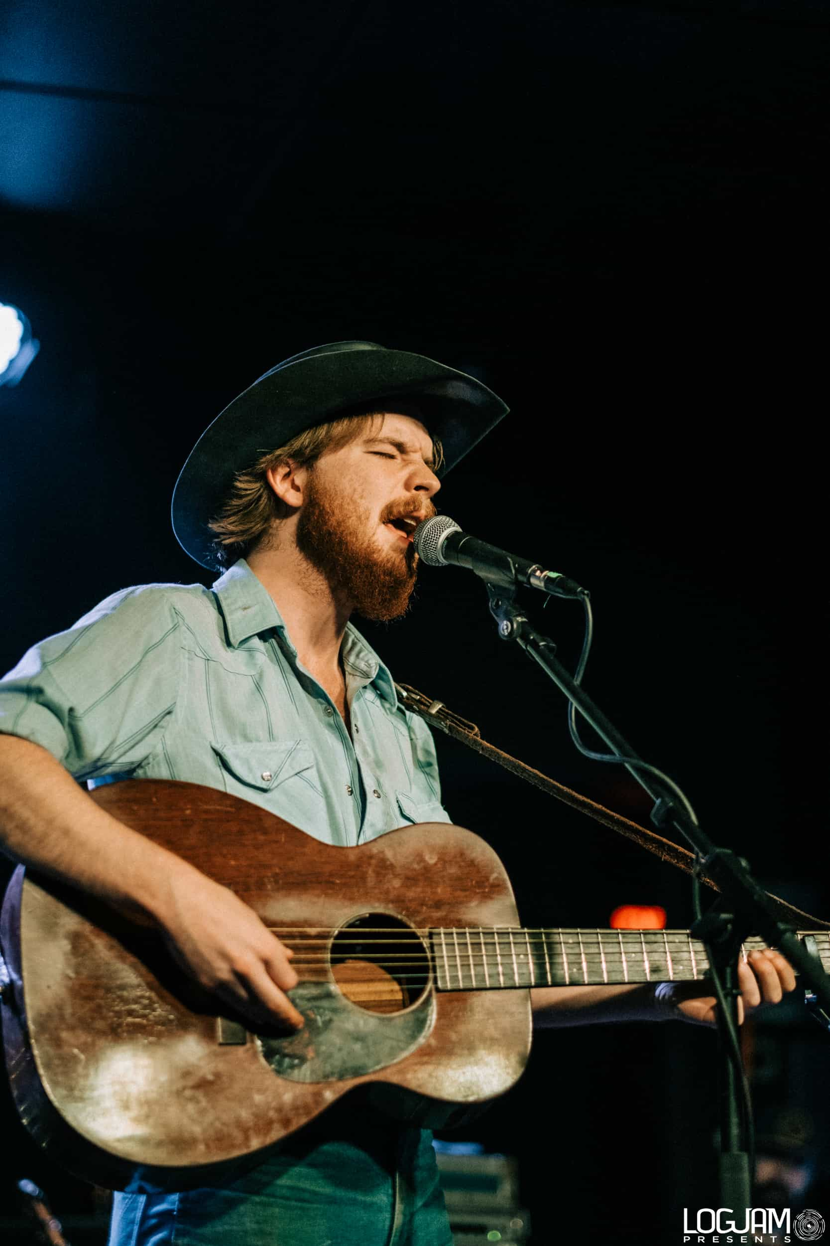 Colter Wall At The Top Hat Photo Gallery Logjam Presents