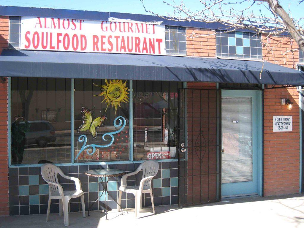 Gourmet Soul Food Restaurants