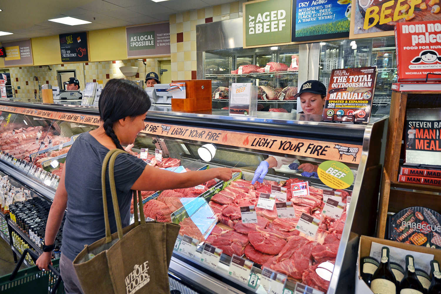 Whole Foods Butcher Meat