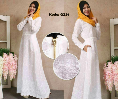 Image Result For Model Gamis Katun Rubiah