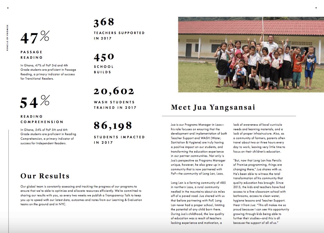 Best Nonprofit Annual Reports 2019 – Nonprofit Donor