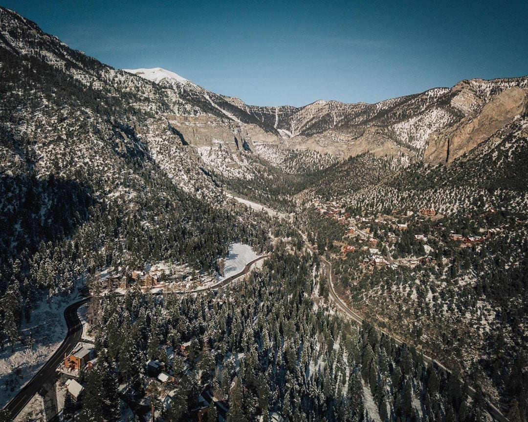 Mount Charleston, Las Vegas