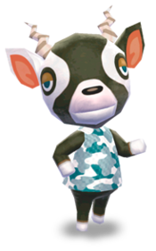 Zell Nookipedia The Animal Crossing Wiki