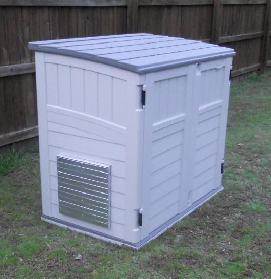 Shed Storage Units