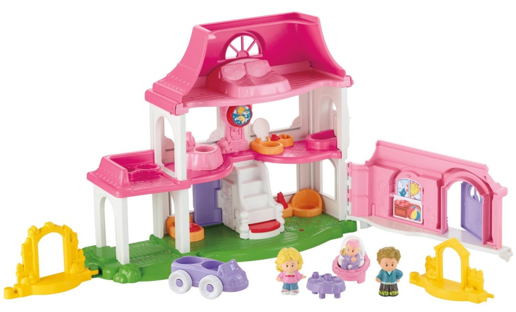 Fisher Price Happy Sounds Home