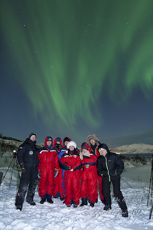 Joanna Lumley Northern Lights Tour