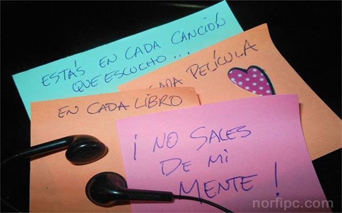 Notas De Amor Para Mi Esposo
