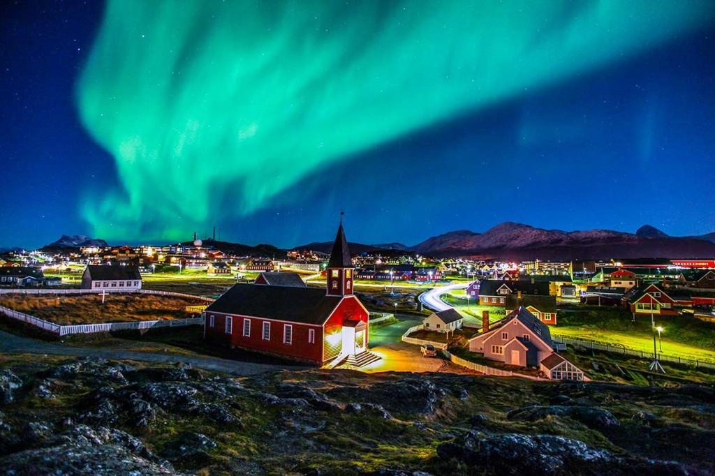 Northern Lights Greenland