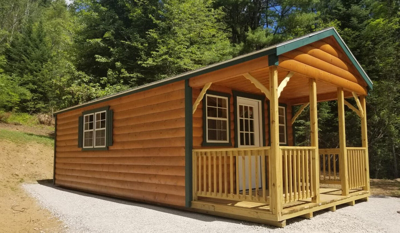 Ontario Prefab Cabins Delivered 187 North Country Sheds