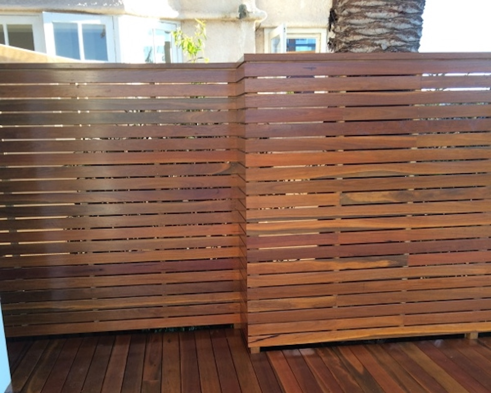 Timber Screens For Privacy Northern Beaches Builder