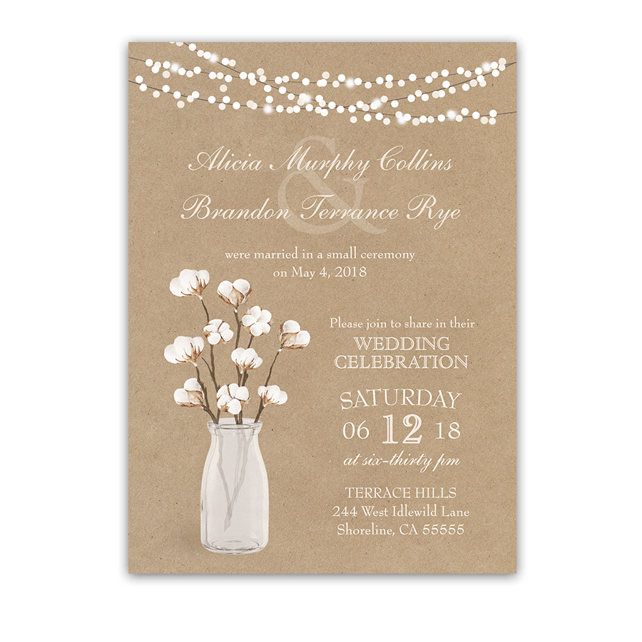 Save Our Date Postcards