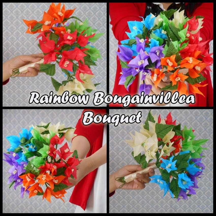 как сделать цветок из цветных салфеток