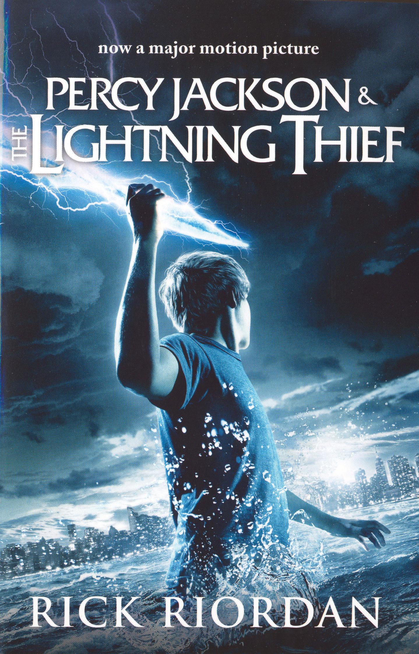 Percy Jackson & The Lightning Thief | novel summary