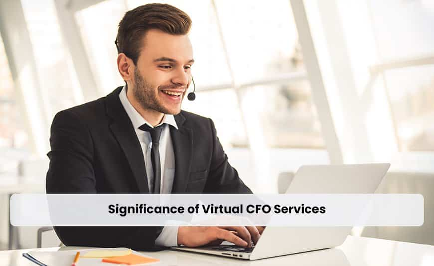 Significance of Virtual CFO Services