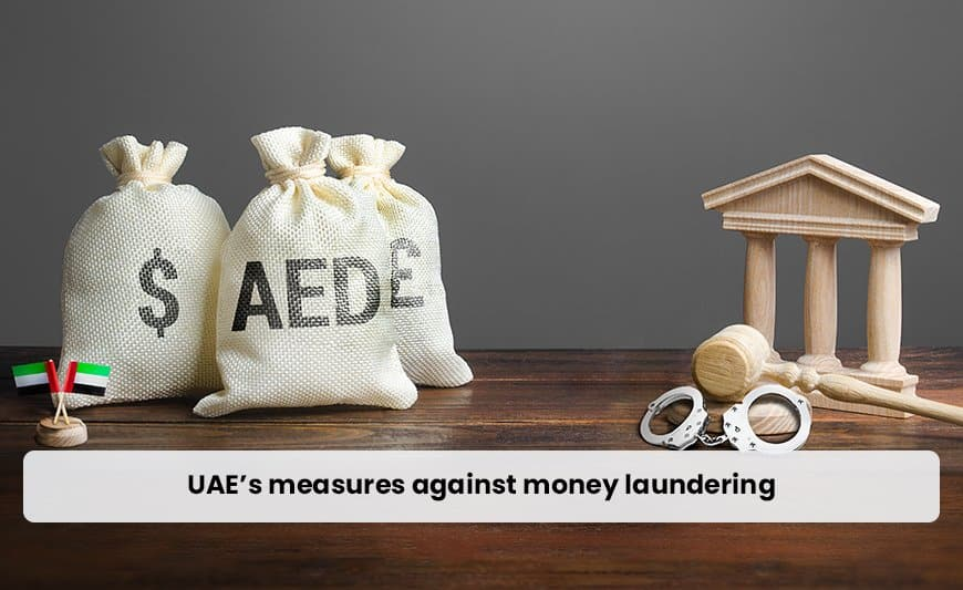 UAE's measures against money laundering