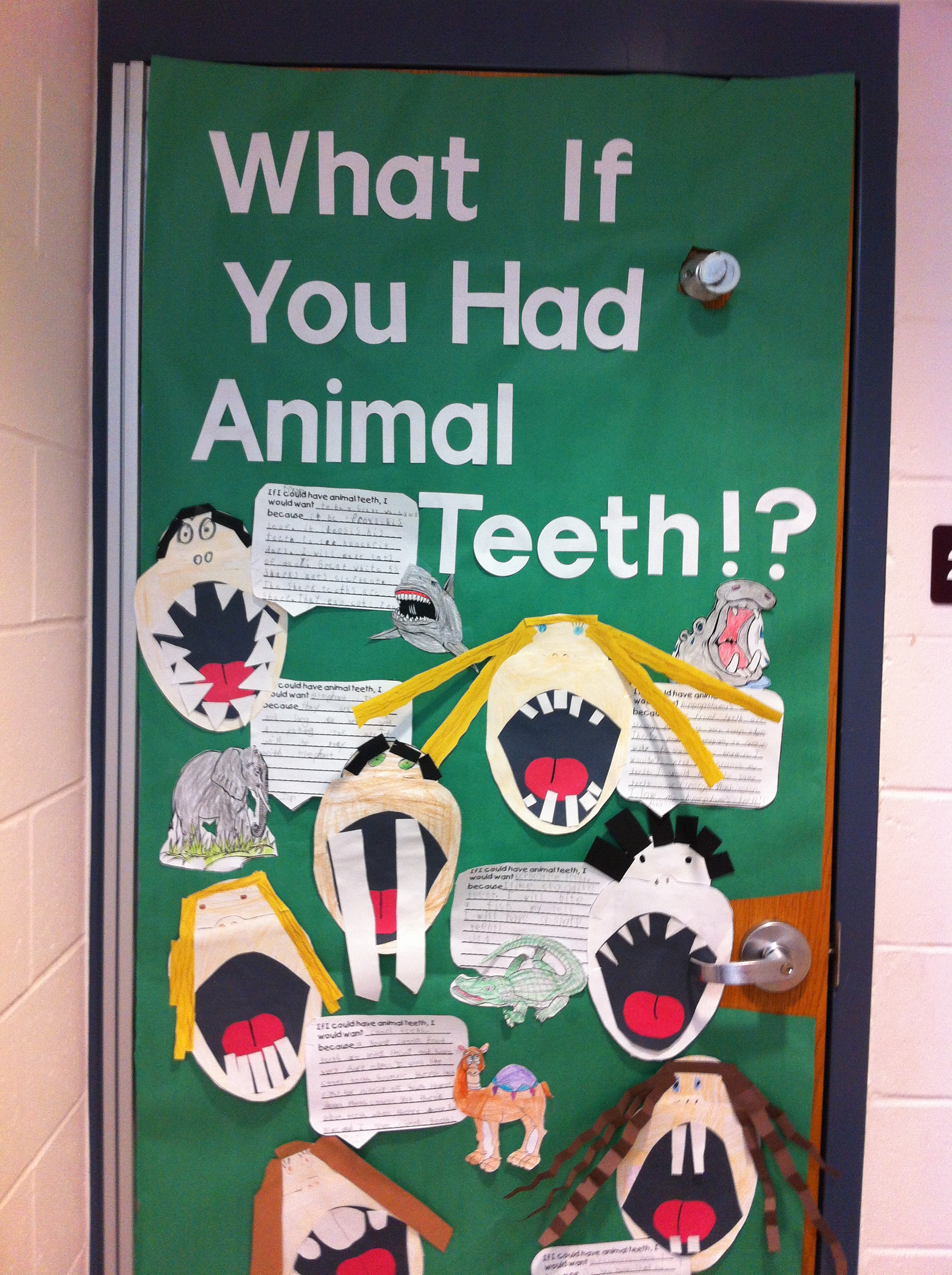 Door Decorating Contest Nses Reading Blog
