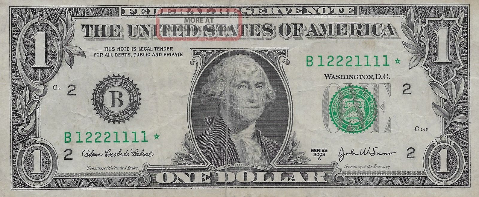 Old Coins Silver Certificate 1934