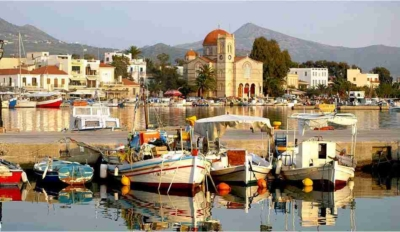 Aegina island day tour