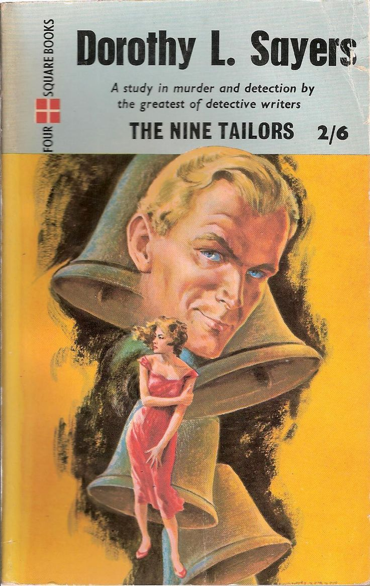 Nursing Clio Dorothy L Sayers The Nine Tailors Book Cover