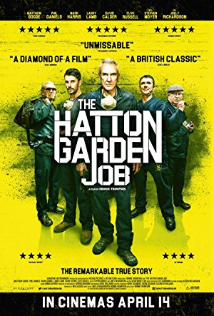 The Hatton Garden Job – Magnetlank