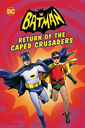 Batman: Return of the Caped Crusaders – Magnetlank
