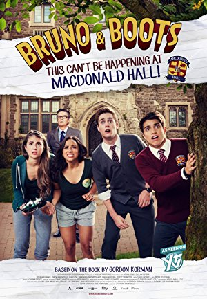 Bruno & Boots: This Can't Be Happening at Macdonald Hall – Magnetlank
