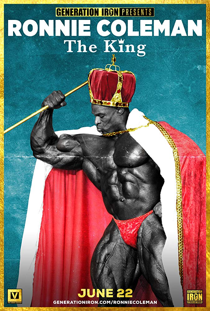 Ronnie Coleman The King