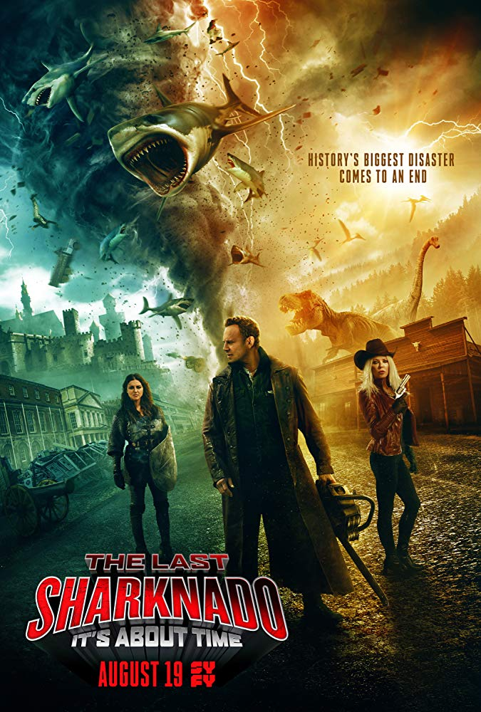 HD The Last Sharknado Its About Time