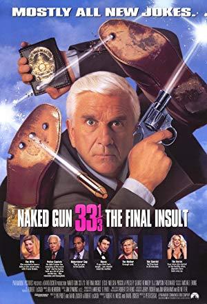 Naked Gun 33 1/3