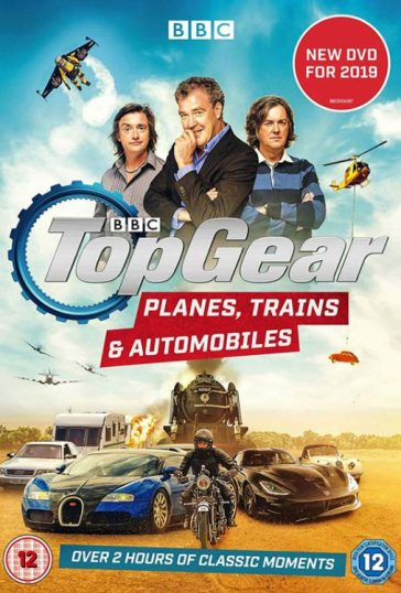 Top Gear Planes Trains and Automobiles