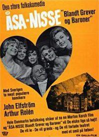Åsa-Nisse bland grevar och baroner