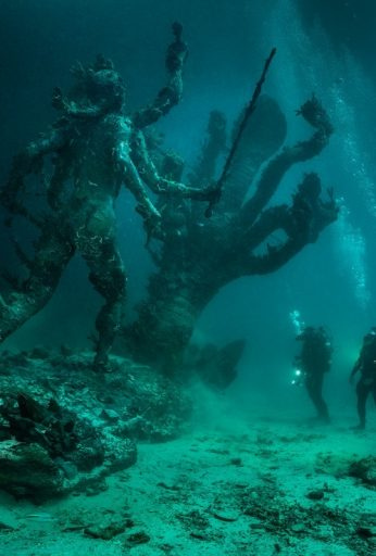 Treasures FR OM the Wreck of the Unbelievable