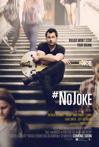 #NoJoke