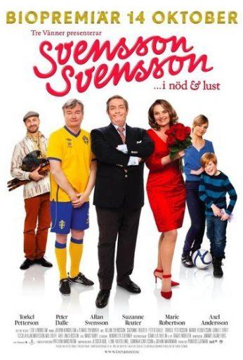 Svensson Svensson …i nöd & lust