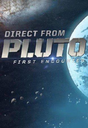 Direct FR OM Pluto: First Encounter