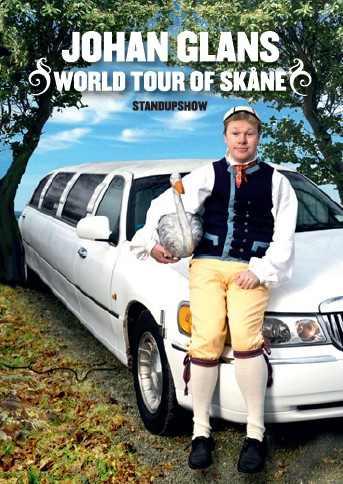 Johan Glans – World Tour of Skåne