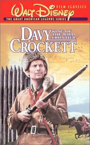 Davy Crockett – vildmarkens hjälte