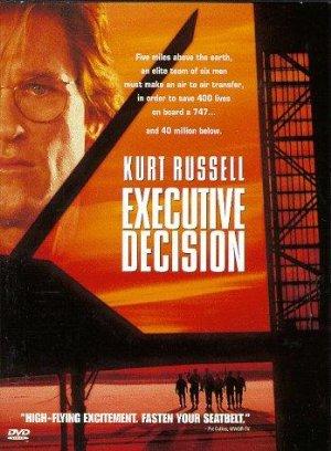 Beslut utan återvändo (Executive Decision)