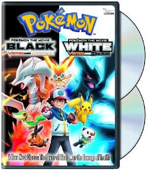 Pokémon the Movie: Black-Victini and Reshiram