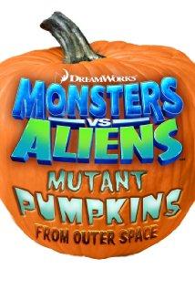 Monsters vs Aliens: Mutant Pumpkins FR OM Outer Space