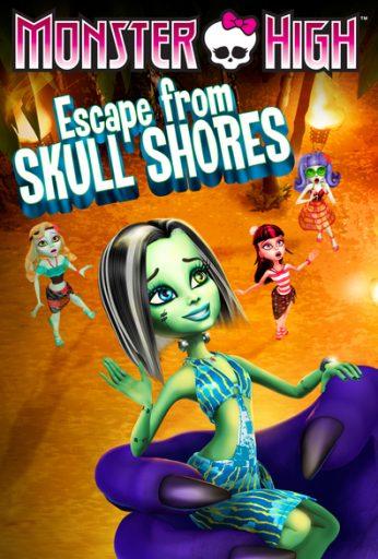 Monster High: Flykten från Dödskallestranden