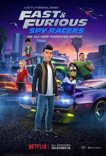 Fast and Furious Spy Racers