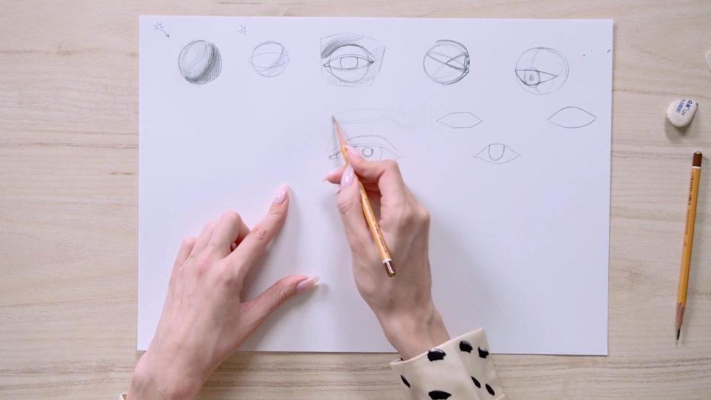 چگونه برای جلب چشم با مداد Phaood - مرحله 8 - عکس