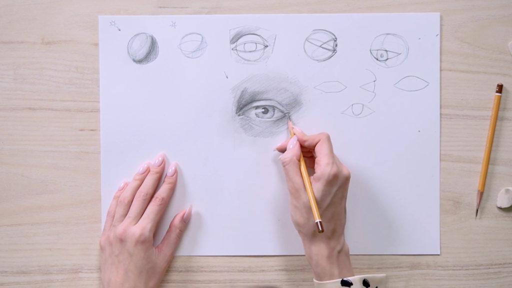 چگونگی جلب چشم با مداد فصلی - مرحله 15 - عکس