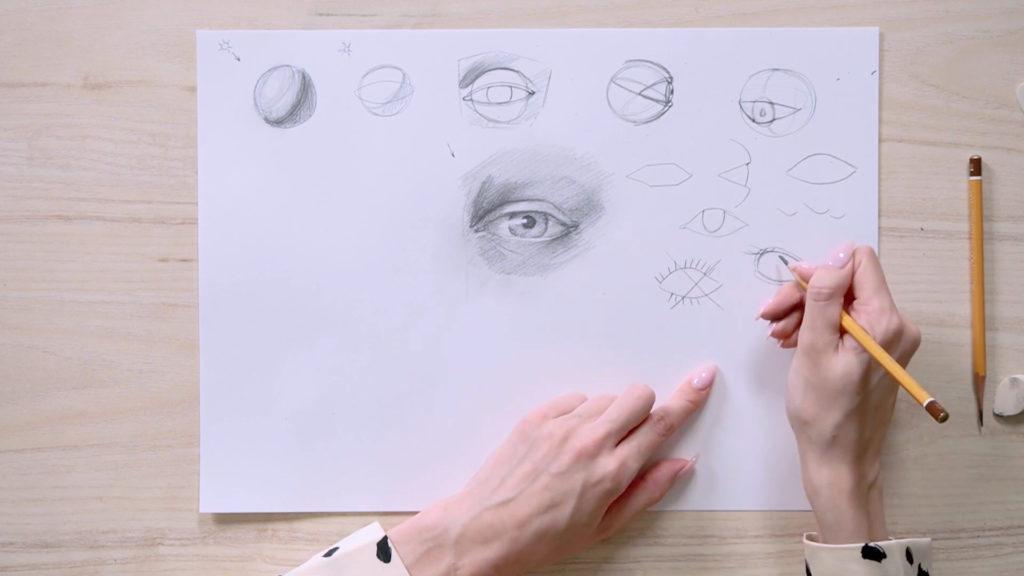 چگونگی جلب چشم با مداد Pencil Phaood - مرحله 16 - عکس