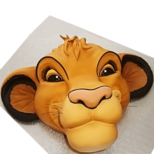 Simba Cake Kids Birthday Cake Nyc