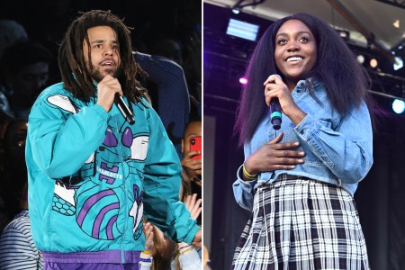 J. Cole's 'Snow On Tha Bluff' Sparks Noname Diss Track Accusations