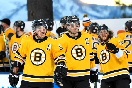 Bruins Are Good Bet To Take Control Of NHL's East Division