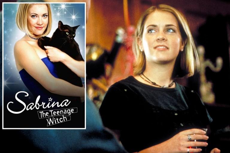 Melissa Joan Hart celebrates 25th anniversary of 'Sabrina'